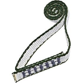 Petzl St'Anneau Fettuccia 24cm, bianco/verde